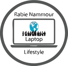 Rabie Nammour laptop Lifestyle