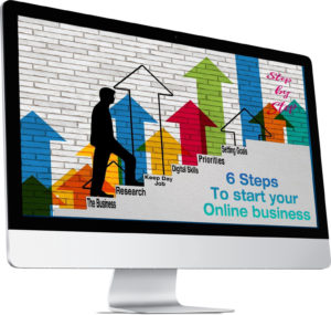 Steps to Online Business