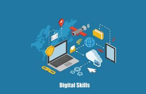 What are digital skills